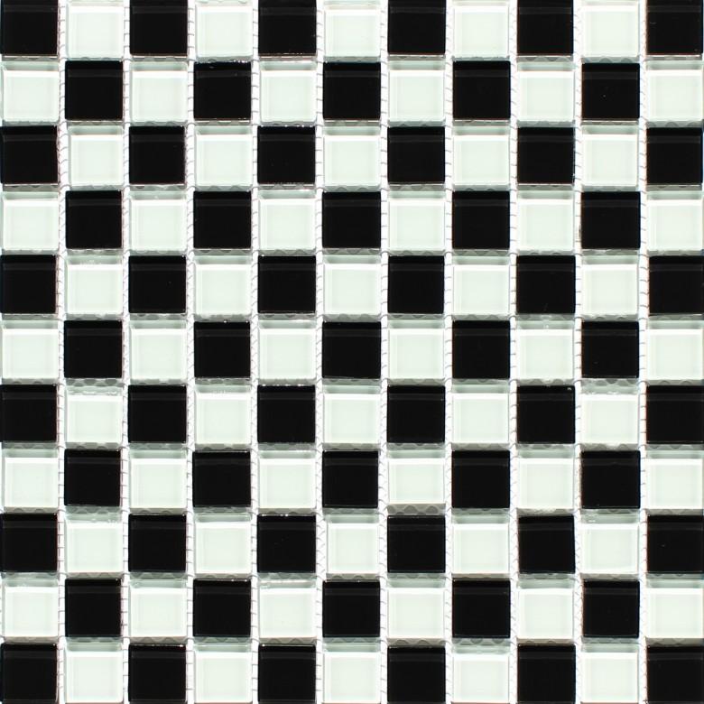 пуля фон черные и белые квадраты луна очень простая